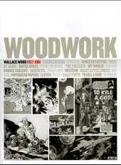(AUT) Wood, Wallace (en anglais) - Woodwork - Wallace Wood 1927-1981
