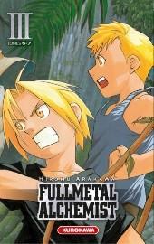 FullMetal Alchemist -INT03- Volume III - Tomes 6-7