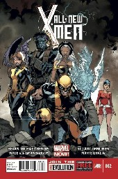 All-New X-Men (Marvel comics - 2012) -2- Issue 2