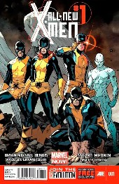 All-New X-Men (Marvel comics - 2012) -1- Issue 1