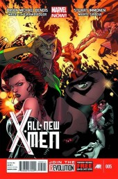 All-New X-Men (Marvel comics - 2012) -5- Issue 5
