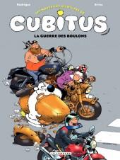Cubitus (Les nouvelles aventures de) -8- La guerre des boulons