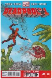 Deadpool (2013) -1- In Wade We Trust