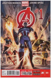 Avengers Vol.5 (Marvel comics - 2013) -1- Avengers world