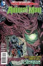 Animal Man (2011) -16- Rotword : The Red Kingdom Part 4