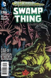 Swamp Thing (2011) -16- Rotword : The Green Kingdom Part 4