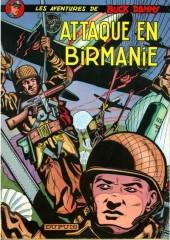 Buck Danny -6b1967- Attaque en Birmanie
