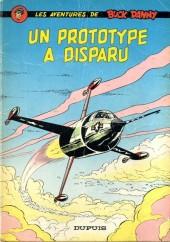 Buck Danny -21a1966- Un prototype a disparu