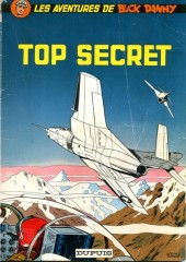 Buck Danny -22a1966- Top secret