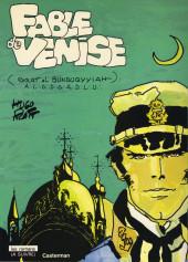 Corto Maltese -7- Fable de Venise
