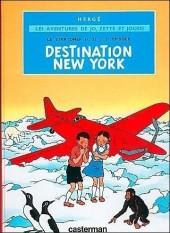 Jo, Zette et Jocko (Les Aventures de) -2B38- Destination New York