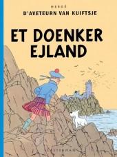 Tintin (en langues régionales) -7Ostendais- Et doenker ejland