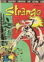 Strange -Rec001- Album N°1 (du n°1 au n°4)