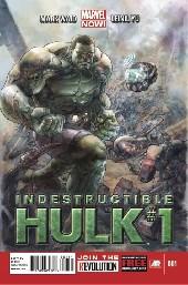 Indestructible Hulk (2013) -1- Agent of S.H.I.E.L.D.