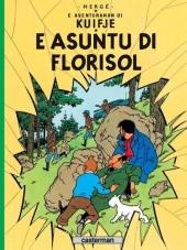 Tintin (en langues régionales) -18Papiamentu- E asuntu di Florisol