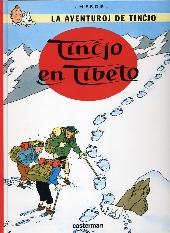 Tintin (en langues étrangères) -20Espéranto- Tinĉjo en Tibeto