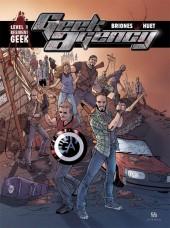Geek agency -1- Resident Geek