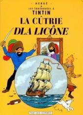 Tintin (en langues régionales) -11Gallo- La cutrie dla Licône