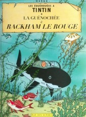 Tintin (en langues régionales) -12Gallo- La guénochée à Rackham le Rouge