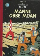 Tintin (en langues régionales) -17Hasseltois- Manne obbe Moan