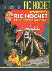 Ric Hochet - La collection (Hachette) -48- Le secret d'Agatha