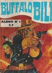 Buffalo Bill (Jeunesse et Vacances) -Rec01- Album N°1 (du n°1 au n°3)