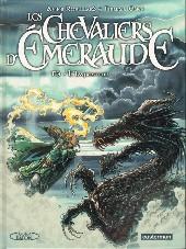 Les chevaliers d'Émeraude -3- L'Imposteur