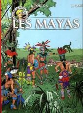 Alix (Les Voyages d') -INT- Les mayas