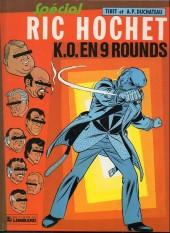 Ric Hochet -31a86- K.O. en 9 rounds
