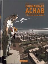 Commandant Achab -3- L'Ours à la jambe de bois