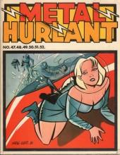 (Recueil) Métal Hurlant -11- Recueil Métal Hurlant du N°47 au N°52