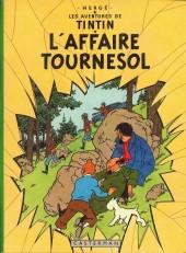 Tintin (Historique) -18B38bis- L'affaire Tournesol