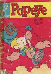 Popeye (Cap'tain présente) -23- Boudd'zan? peuh!