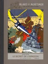 Blake et Mortimer - La collection (Hachette) -3- Le Secret de l'Espadon - Tome III - SX1 contre-attaque