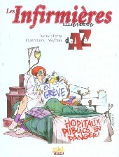 Illustré (Le Petit) (La Sirène / Soleil Productions / Elcy) -b2006- Les Infirmières illustrées de A à Z