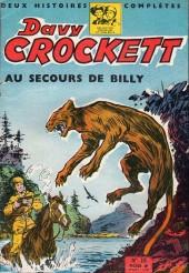 Davy Crockett (S.P.E) -16- Au secours de Billy