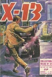 X-13 agent secret -Rec31- Collection reliée N°31 (du n°241 au n°248)