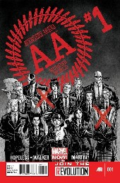 Avengers Arena (2013) -1- Worse Things