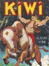 Kiwi -REC056- Album N°56 (du n°259 au n°262)