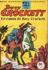 Davy Crockett (S.P.E) -4- Le canon de Davy Crockett