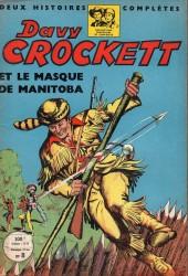 Davy Crockett (S.P.E) -8- Davy Crockett et le masque de manitoba