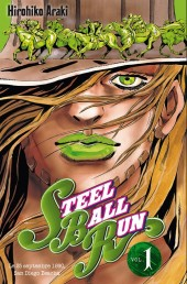 Steel ball run -1- Le 25 septembre 1890, San Diego Beach