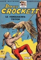 Davy Crockett (S.P.E) -11- Le tomahawk totem