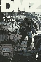 DMZ (Panini) -12- Le Soulèvement des États libres