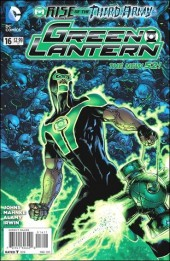 Green Lantern Vol.5 (DC Comics - 2011) -16- Trial by fire