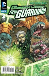 Green Lantern: New Guardians (DC Comics - 2011) -An01- Annual: show must go on