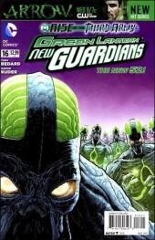 Green Lantern: New Guardians (DC Comics - 2011) -16- Let love rule