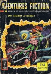 Aventures fiction (2e série) -Rec3017- Album N°3017 (n°5 et n°6)