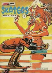 Skaters -3- Red Skate - Pour la bonne cause