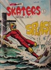 Skaters -2- Red Skate - Alerte aux radiations